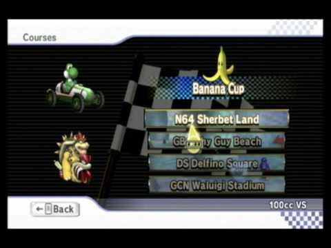 Wii Col Bruce Hampton Mario Kart Strange Voices Arkansas Zambi Brato Ganibe remix