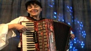 getlinkyoutube.com-WIESŁAWA DUDKOWIAK   AKORDEON   her most beautiful accordion melodies