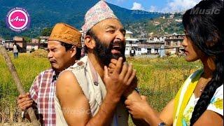 "getlinkyoutube.com-Nepali Comedy Video 2016 || ""Keti ko Bhoot"" Nepali Funny Video"