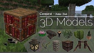 getlinkyoutube.com-Conquest Texture Pack 1.8: 3D Model Pack