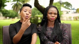 getlinkyoutube.com-MTV Shuga actresses Mohau and Zoe talk about empowering young girls
