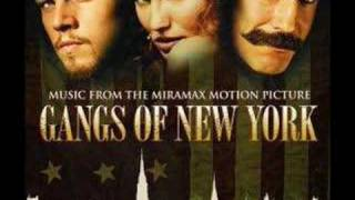 Gangs of New York Theme view on youtube.com tube online.