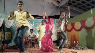 getlinkyoutube.com-New Bhojpuri Arkestra dance 2017