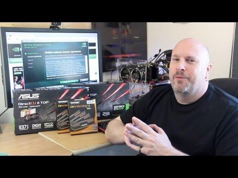 ASUS DirectCU II TOP GeForce GTX 670 SLI  Review & Benchmarks