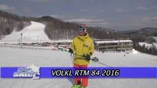 getlinkyoutube.com-Ski Test PDS 2016 Volkl RTM 84
