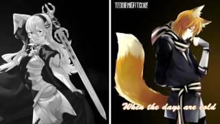 getlinkyoutube.com-Nightcore -  Demons (Switching Vocals cover) [Lyrics] | 1 Hour