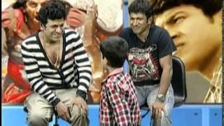 getlinkyoutube.com-Power Star Puneet Rajkumar.mp4