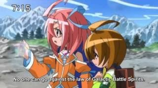 Saikyou Ginga Ultimate Zero Battle Spirits Episode 1 [English Sub HD]