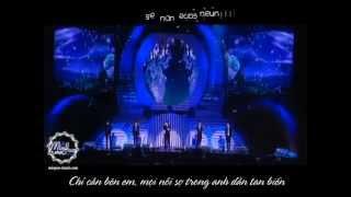 getlinkyoutube.com-[Vietsub][22.05.2010] SS501 - Let me be the one (Dream Concert 2010)