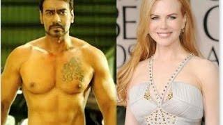 getlinkyoutube.com-Nicole Kidman to Work in Shivaay with Ajay Devgan | New Bollywood Movies News 2014