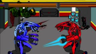 getlinkyoutube.com-Halo Combat Evolved Version Flash - Capitulo 1