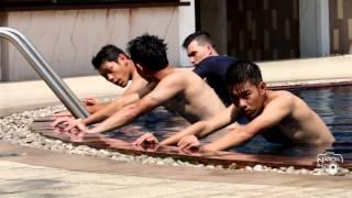 getlinkyoutube.com-นักเตะทีมชาติไทยฝึกซ้อม