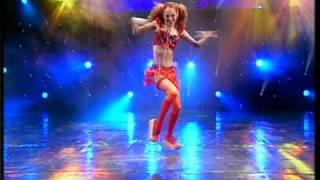getlinkyoutube.com-Балет Аллы Духовой «Тодес» «Самая опасная» Super DIM defile