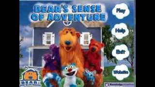getlinkyoutube.com-Bear in the Big Blue House: Bear's Sense of Adventure Walkthrough