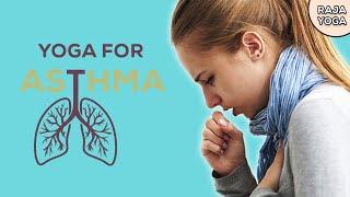 Yoga for Asthma - ஆஸ்த்துமாவிற்கான யோகா  (Tamil Video)