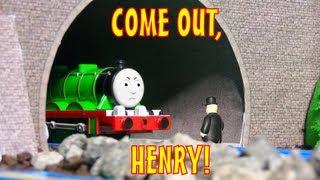 getlinkyoutube.com-TOMICA Thomas & Friends Short 21: Come Out, Henry!