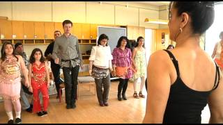getlinkyoutube.com-Learn to Dance Arab /  تعليم الرقص الشرقي