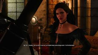 "getlinkyoutube.com-Witcher 3: Yennefer Drops the ""F"" Bomb on Geralt"