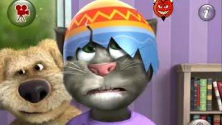 getlinkyoutube.com-Говорящий Кот Том часть 4 - Мультфильм Игра