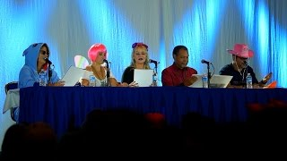 getlinkyoutube.com-Anime USA 2015 - Cowboy Bebop Panel with All English Voice Actors and Script Reading