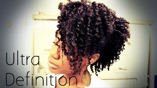 getlinkyoutube.com-How To Get Super Defined Moisturized Curls On All Natural Hair Types!