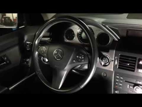 (* MERCEDES BENZ GLK *)(How to Cabin Air filter replacement) change