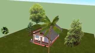 getlinkyoutube.com-แบบบ้านสิริสาสไตล์ชนบท
