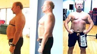 getlinkyoutube.com-90 Days Transformation 61 Year Old Man