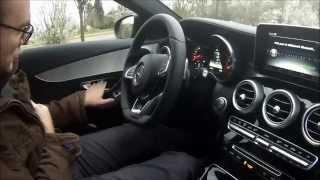 getlinkyoutube.com-Mercedes Classe C 220 BlueTEC 170 ch BVA7 (épisode 2 sur la route)