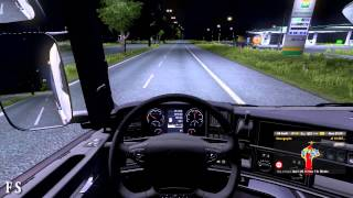 getlinkyoutube.com-Euro Truck Simulator 2- Lista de Mods Versão 1.14 Inclui mapa Br