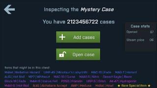 How to Hack Case Opener