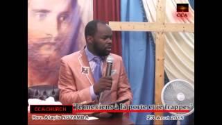 "getlinkyoutube.com-Pasteur Atapis Ngyamba ""Je me tiens à la porte et je frappes"""