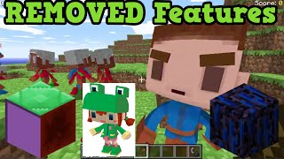 getlinkyoutube.com-Minecraft Top 5 REMOVED Features of ALL TIME