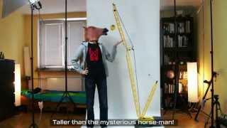 getlinkyoutube.com-Lego Technic Motorized Crawler Crane 2.28m tall