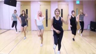 getlinkyoutube.com-Apink - Remember - mirrored dance practice video - 에이핑크 리멤버 안무 연습 영상