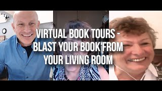 GQ 231: Virtual Book Tours – Blast Your Book From Your Living Room