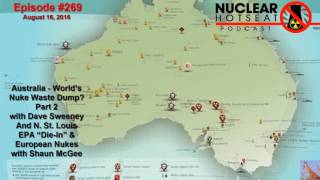 getlinkyoutube.com-Nuclear Hotseat #269 ~ Australia: Nuke Waste Dump to the World? (part 2)