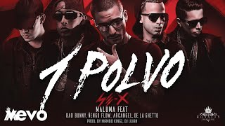 getlinkyoutube.com-Maluma - Un Polvo ft. Bad Bunny, Arcángel, Ñengo Flow, De La Ghetto
