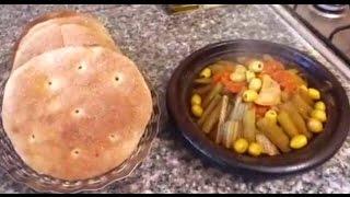 getlinkyoutube.com-طاجين الخرشف باللحم مع طبخ ليلى Tajin lkhorchf bl7am