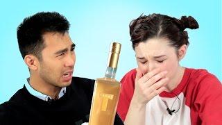 We Tried Donald Trump's Vodka