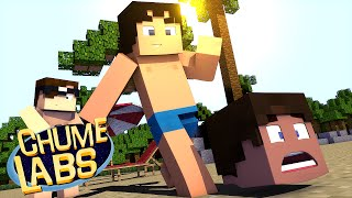 getlinkyoutube.com-Minecraft: INDO A PRAIA! (Chume Labs 2 #23)