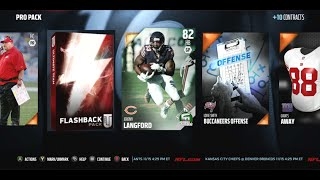 getlinkyoutube.com-THE FASTEST MAN IN ALL THE LAND! FLASHBACK PACK! Madden 16 Ultimate Team Pack Opening