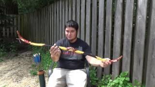getlinkyoutube.com-Unboxing a PVC Turkish Bow - Thanks to Tim Piatek