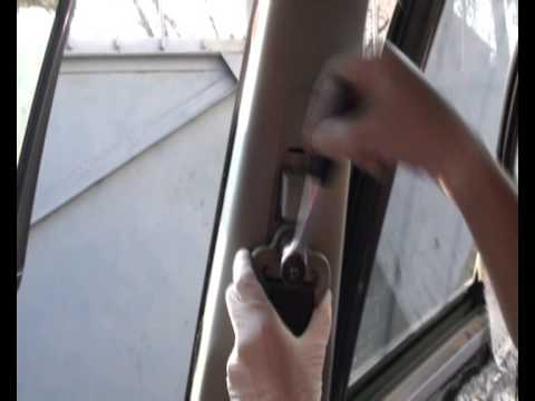 Как снять потолок на Suzuki Grand Vitara