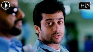 getlinkyoutube.com-Surya Son of Krishnan Movie - Surya Crying At Airport Scene