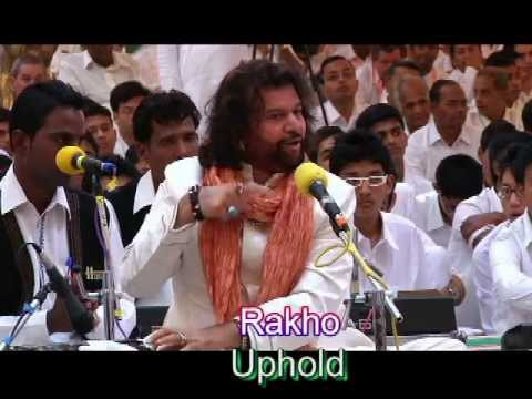 Hans Raj Hans sings for Sathya Sai Baba (with English Subtitles).mp4