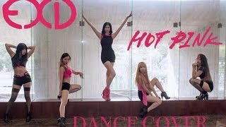 getlinkyoutube.com-[Adolls] EXID - HOT PINK ☆Dance Cover☆