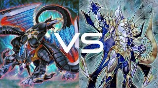 getlinkyoutube.com-Duel : Evilswarm VS Constellar !