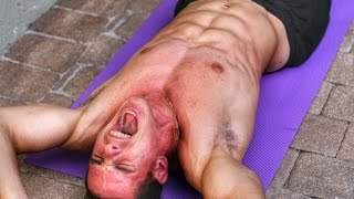 getlinkyoutube.com-Intense Home Six Pack Ab Workout - ONLY 5 Minutes Long | Brendan Meyers