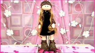 getlinkyoutube.com-Curso online: Boneca Russa Tamires